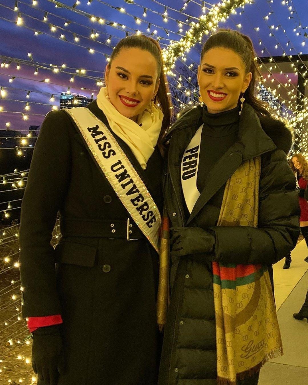 kelin rivera kroll, top 10 de miss universe 2019/2nd runner-up de miss eco international 2018/world miss university 2016. - Página 16 73712512