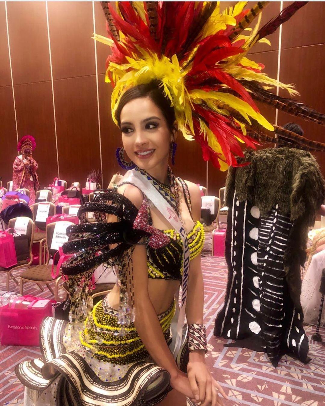 maria alejandra vengoechea, 3rd runner-up de miss international 2019. - Página 4 73713610