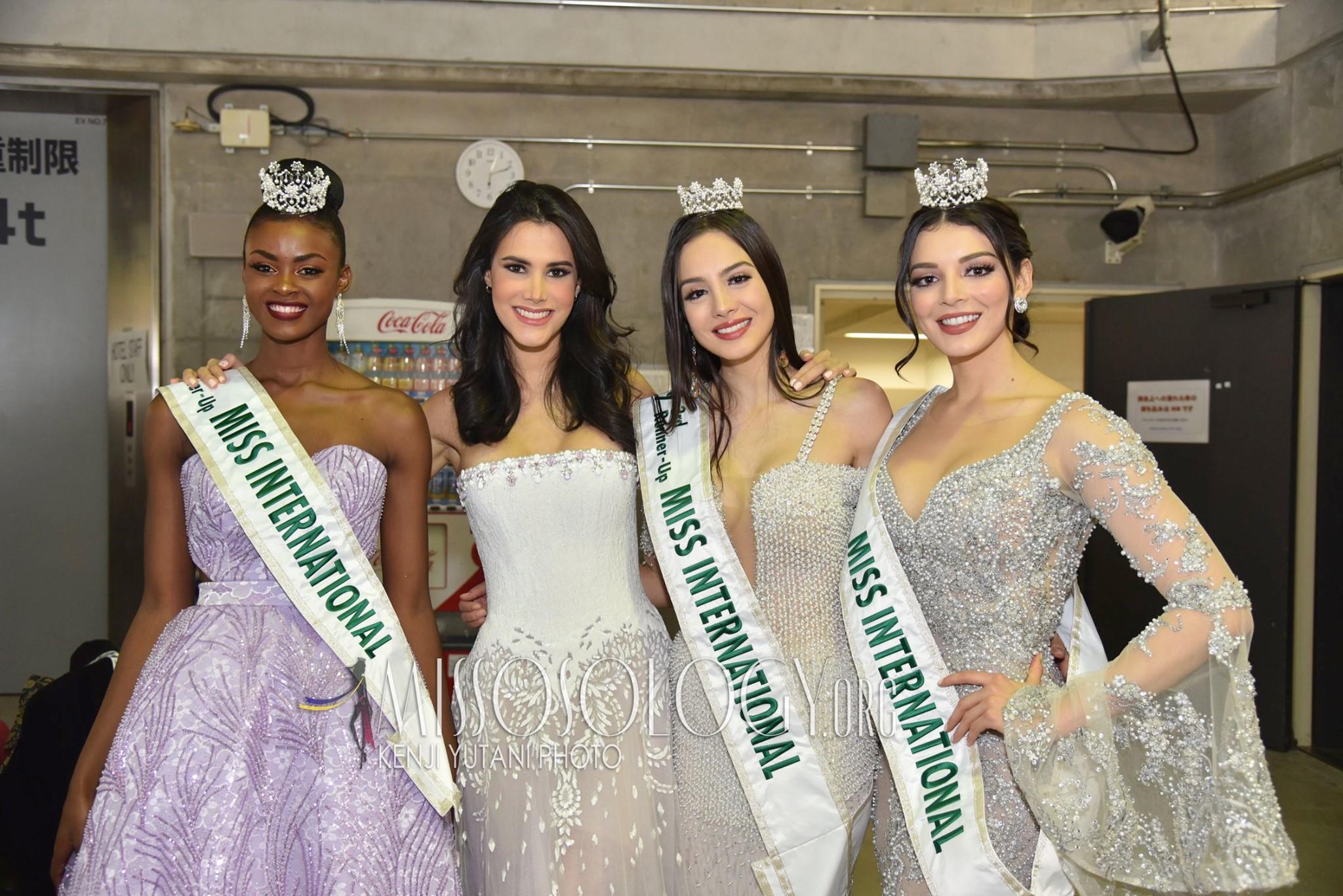 maria alejandra vengoechea, miss colombia hispanoamericana 2021/3rd runner-up de miss international 2019. - Página 13 74216710