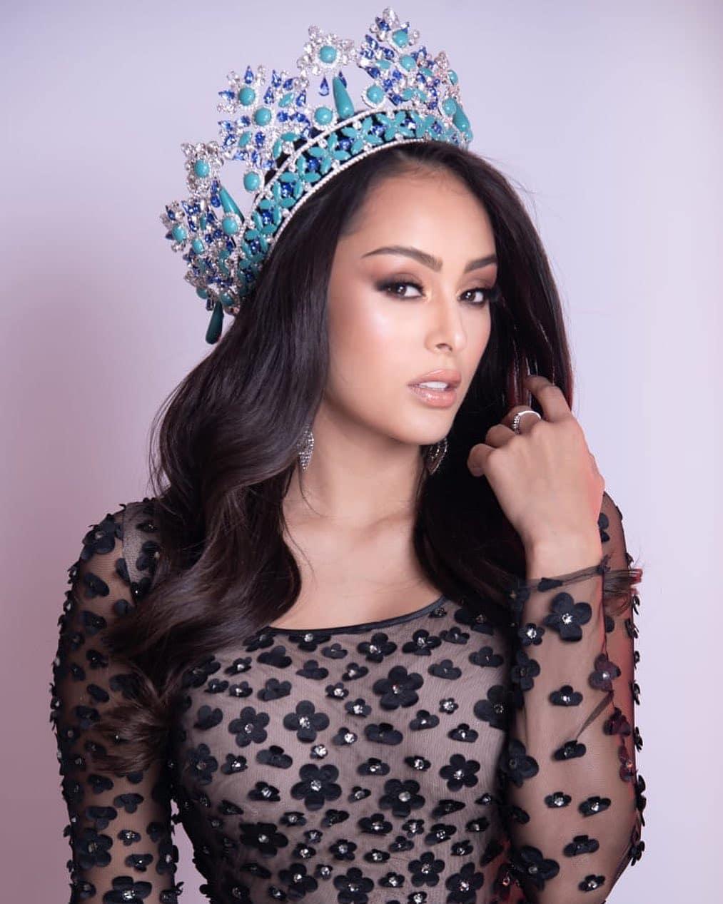 ashley alvidrez, top 12 de miss world 2019. - Página 4 74334810