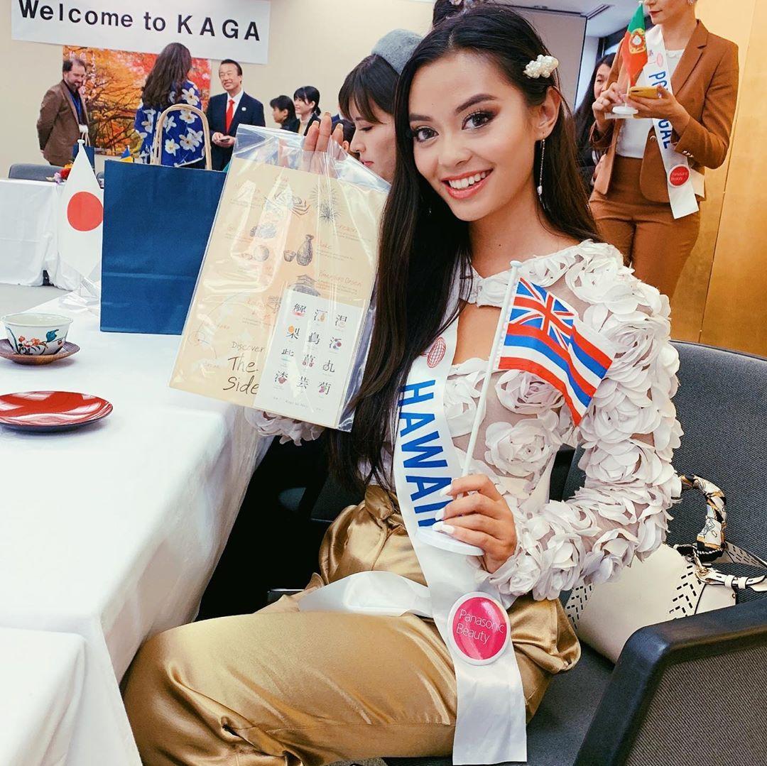 raquel basco, miss international hawaii 2019/miss intercontinental usa 2017. - Página 11 74344910