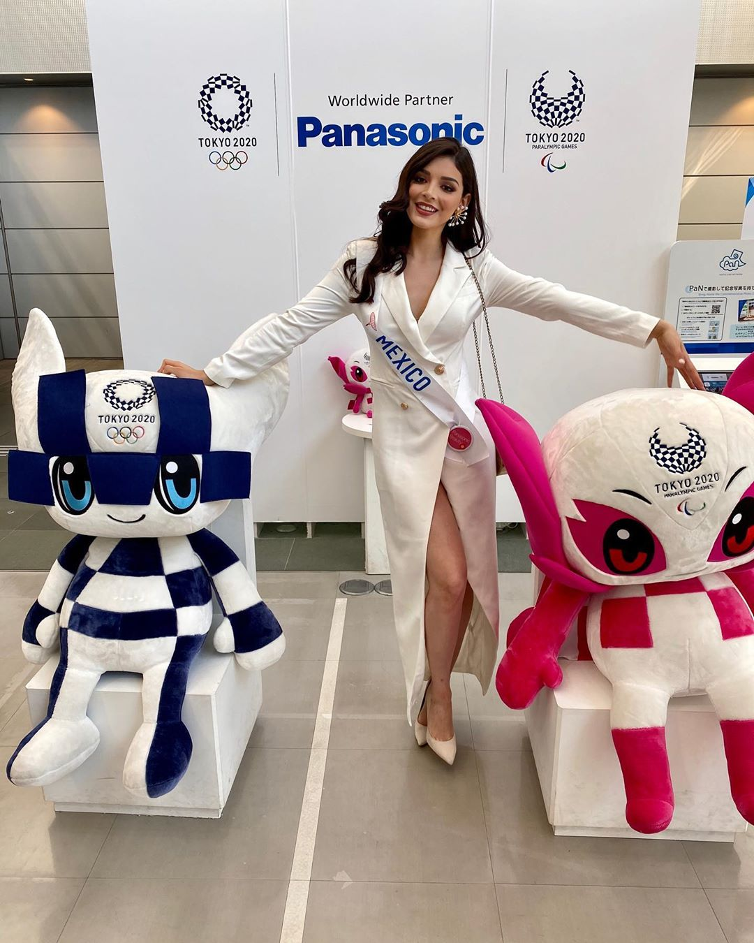 andrea toscano, 1st runner-up de miss international 2019. - Página 39 74348610