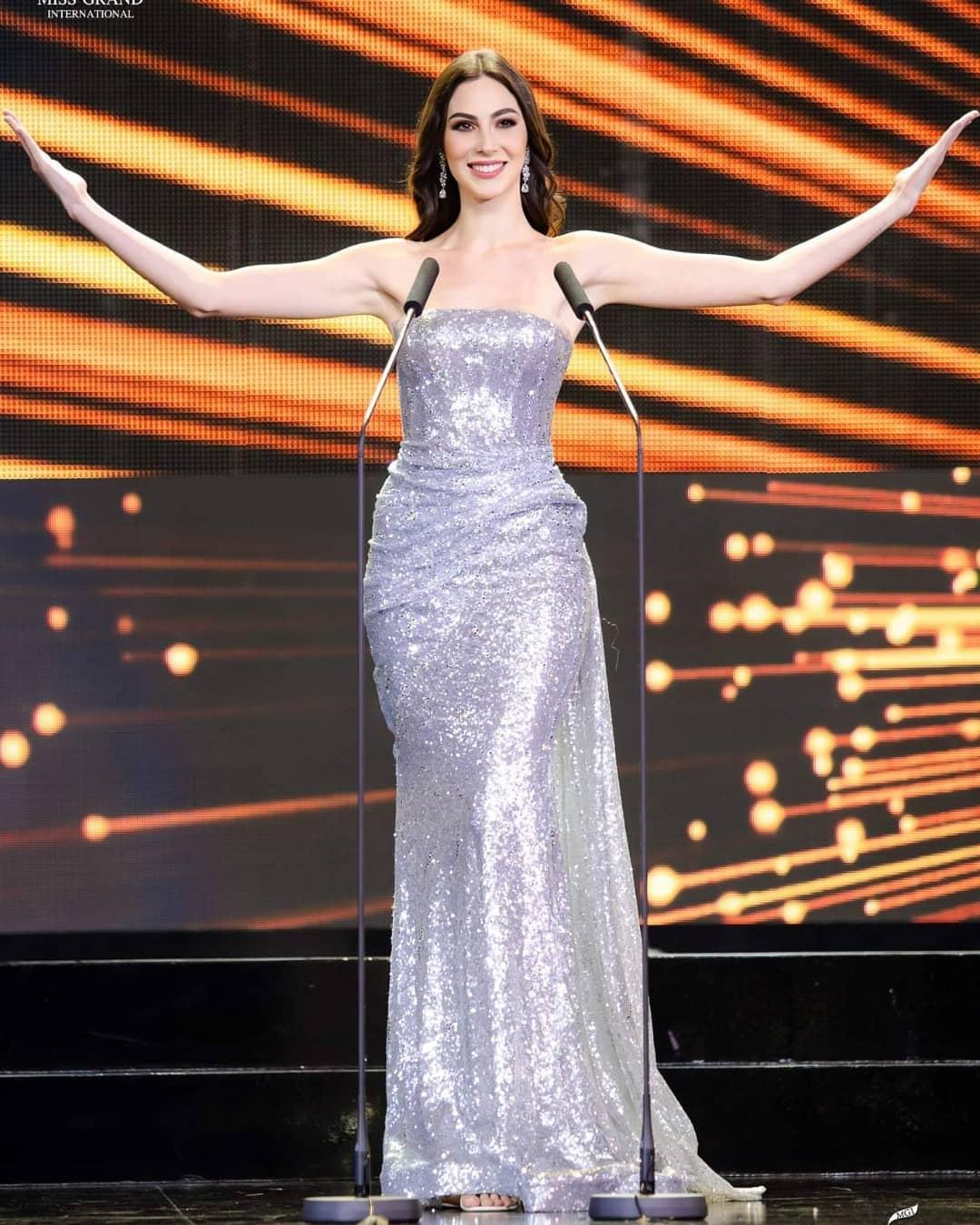 maria malo, 1st runner-up de miss grand international 2019. - Página 17 74356810