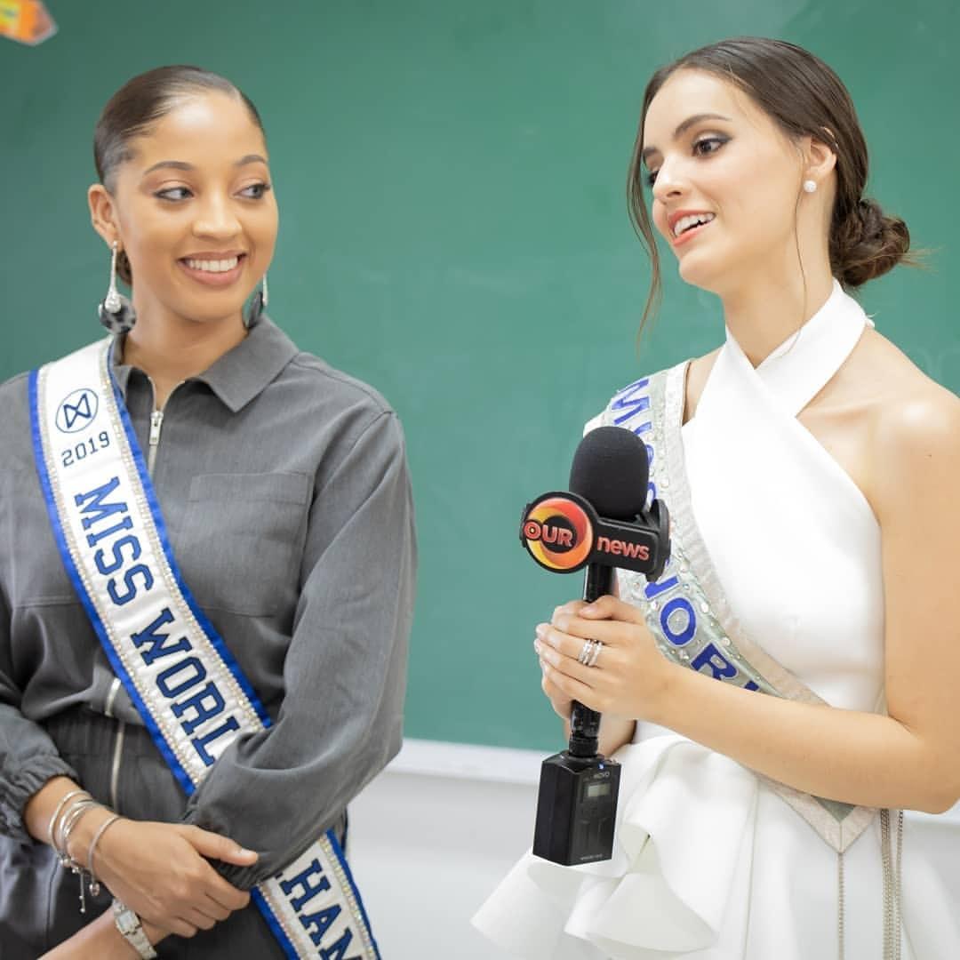 vanessa ponce de leon, miss world 2018. II - Página 5 74410310