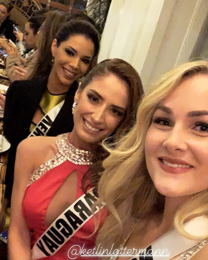 thalia olvino, top 20 de miss universe 2019. - Página 10 74425610