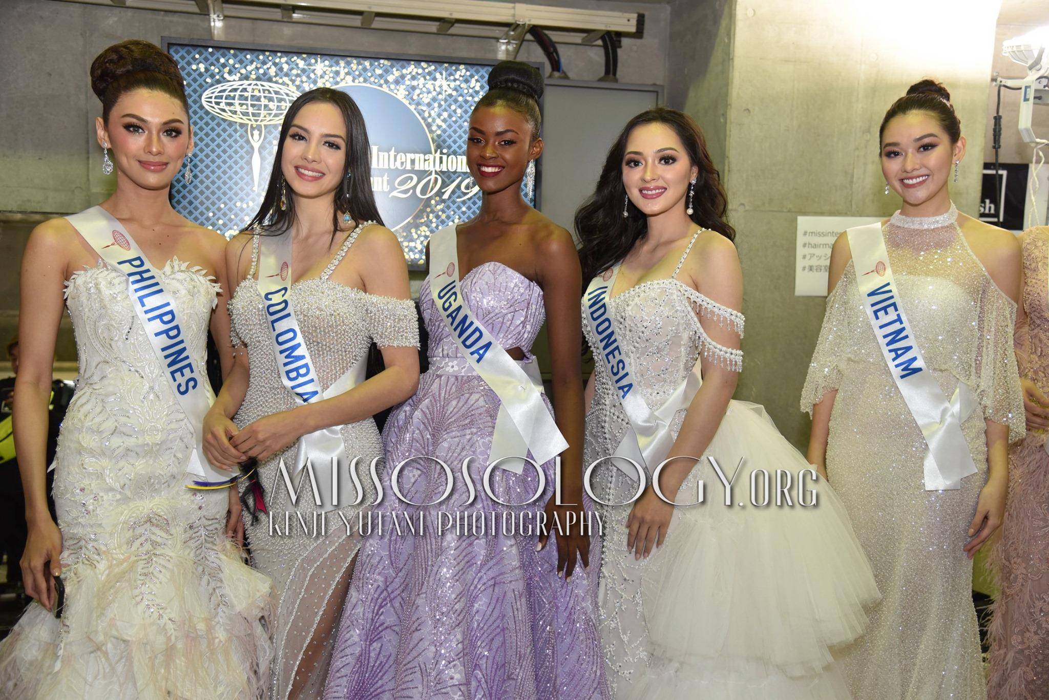maria alejandra vengoechea, miss colombia hispanoamericana 2021/3rd runner-up de miss international 2019. - Página 13 74460910