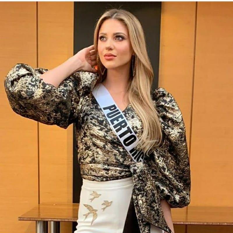 madison anderson, 1st runner-up de miss universe 2019. - Página 33 74464110