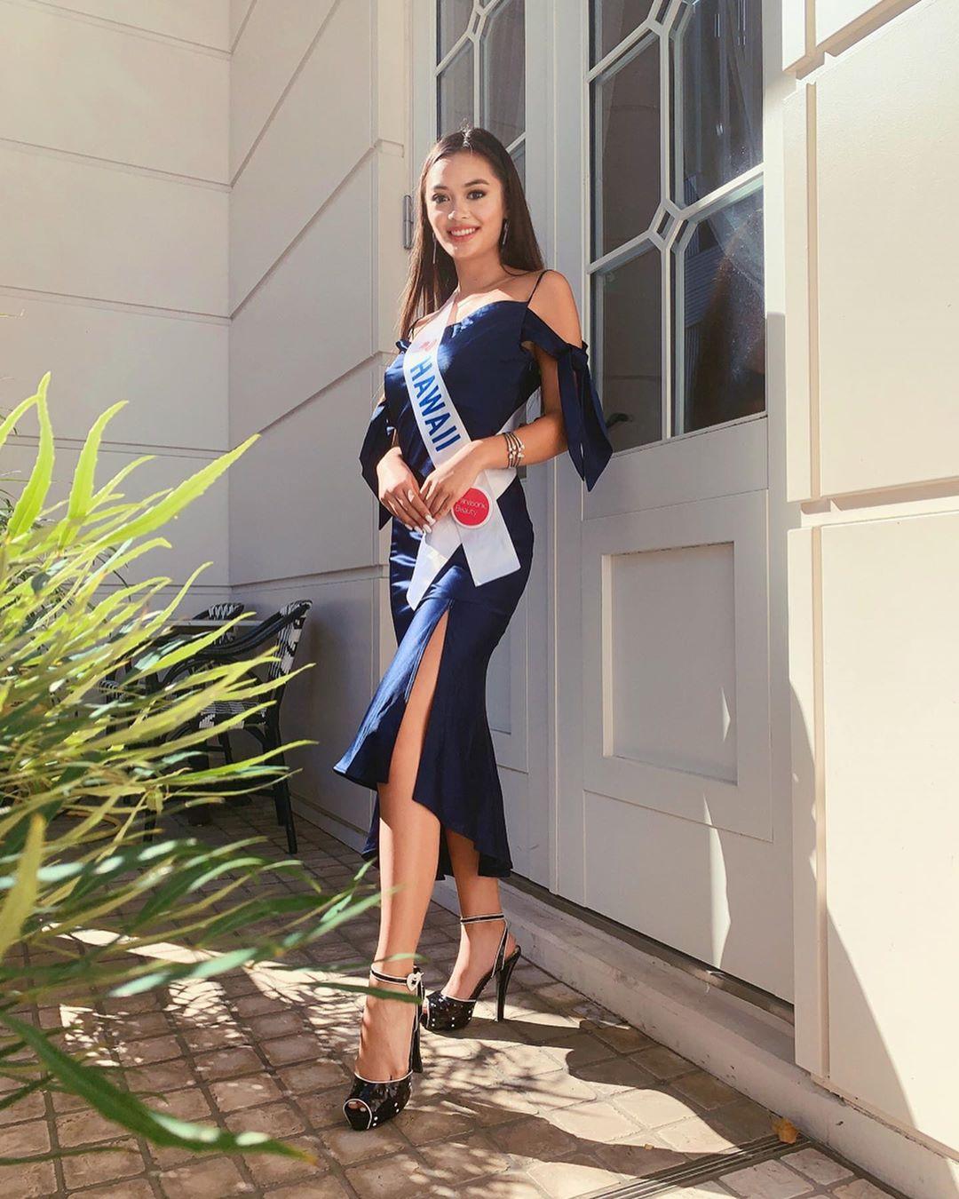 raquel basco, miss international hawaii 2019/miss intercontinental usa 2017. - Página 12 74466710