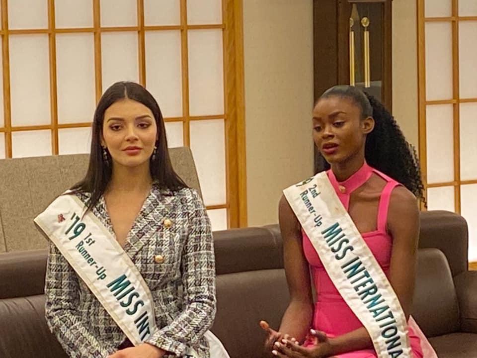 andrea toscano, 1st runner-up de miss international 2019. - Página 47 74486310
