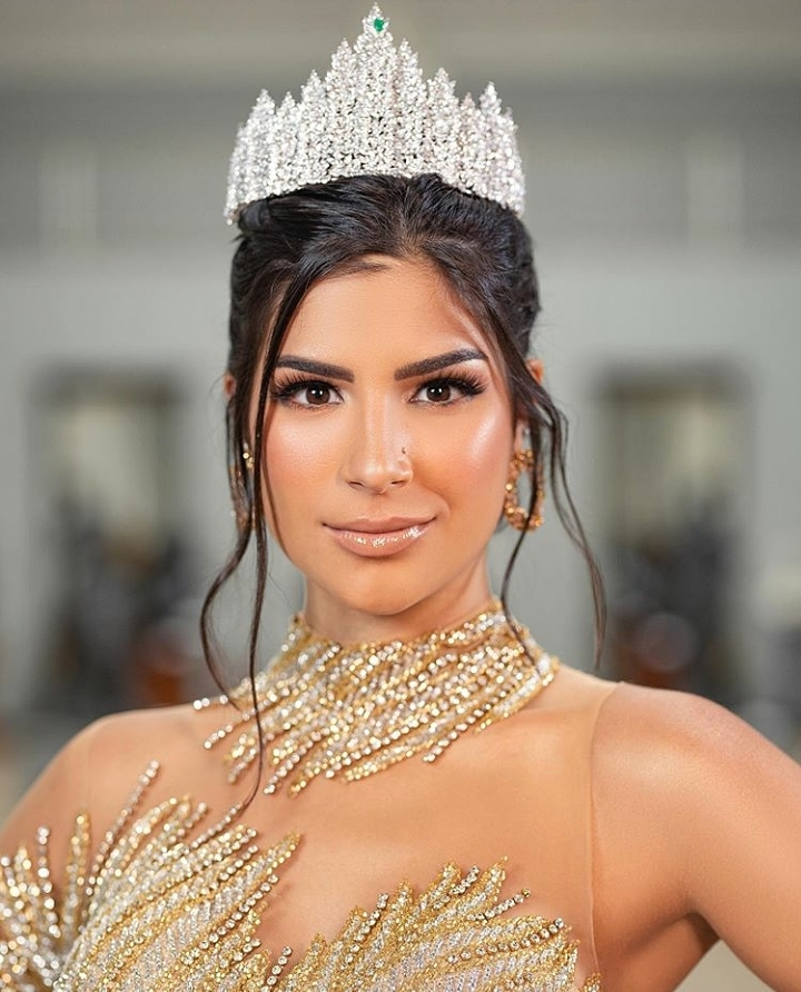 julia horta, top 20 de miss universe 2019. 74537110
