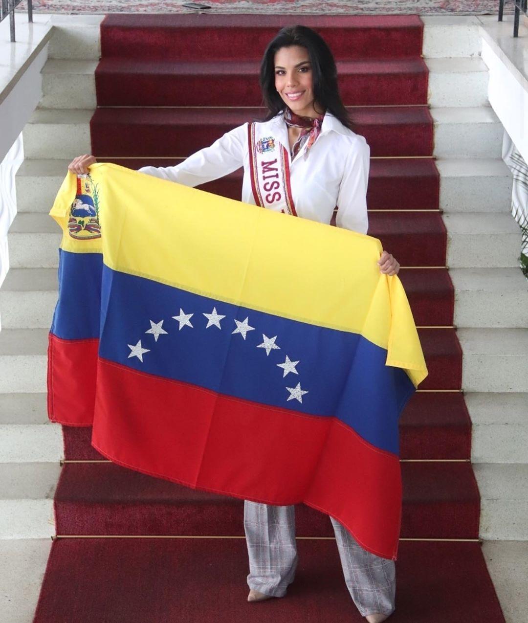 isabella rodriguez, top 40 de miss world 2019. - Página 5 74576010