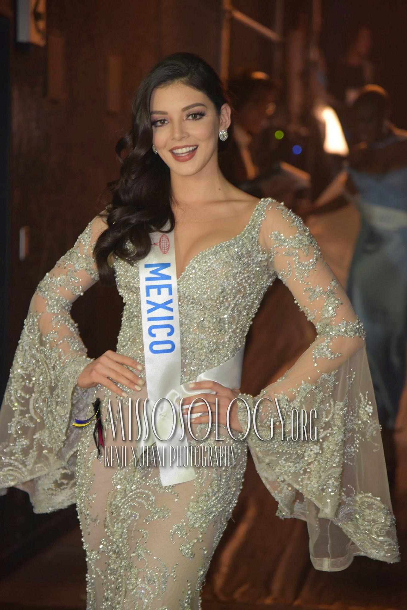 andrea toscano, 1st runner-up de miss international 2019. - Página 44 74584410
