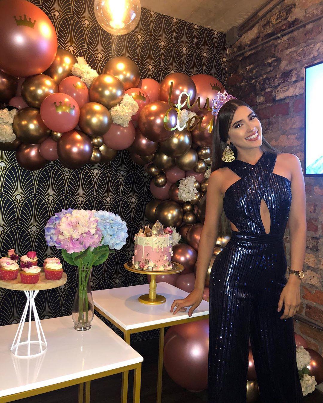 laura claro, primera finalista de reyna hispanoamericana 2019. - Página 3 74584610