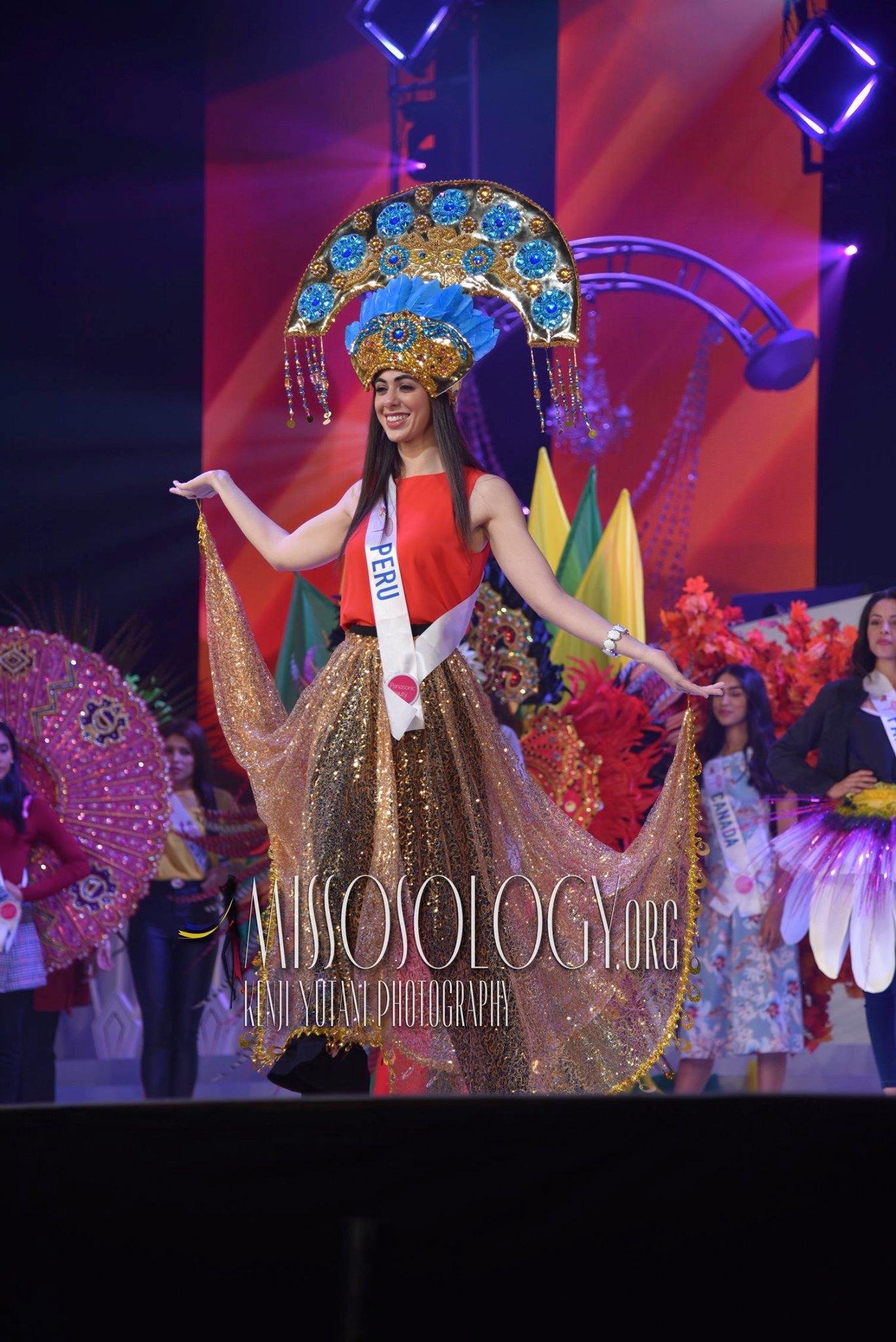 majo barbis, miss international peru 2019. - Página 6 74585110