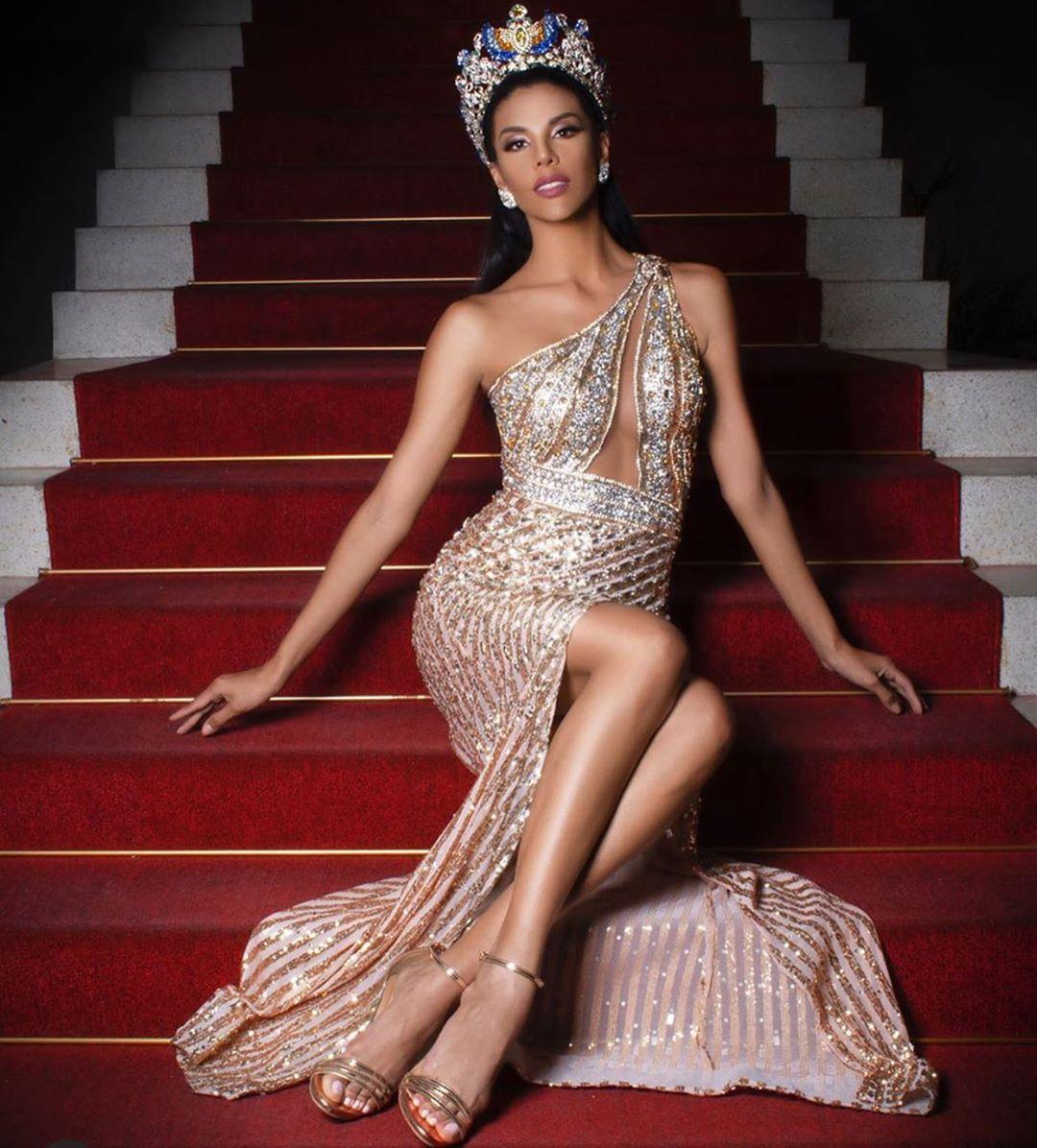 isabella rodriguez, top 40 de miss world 2019. - Página 3 74586610