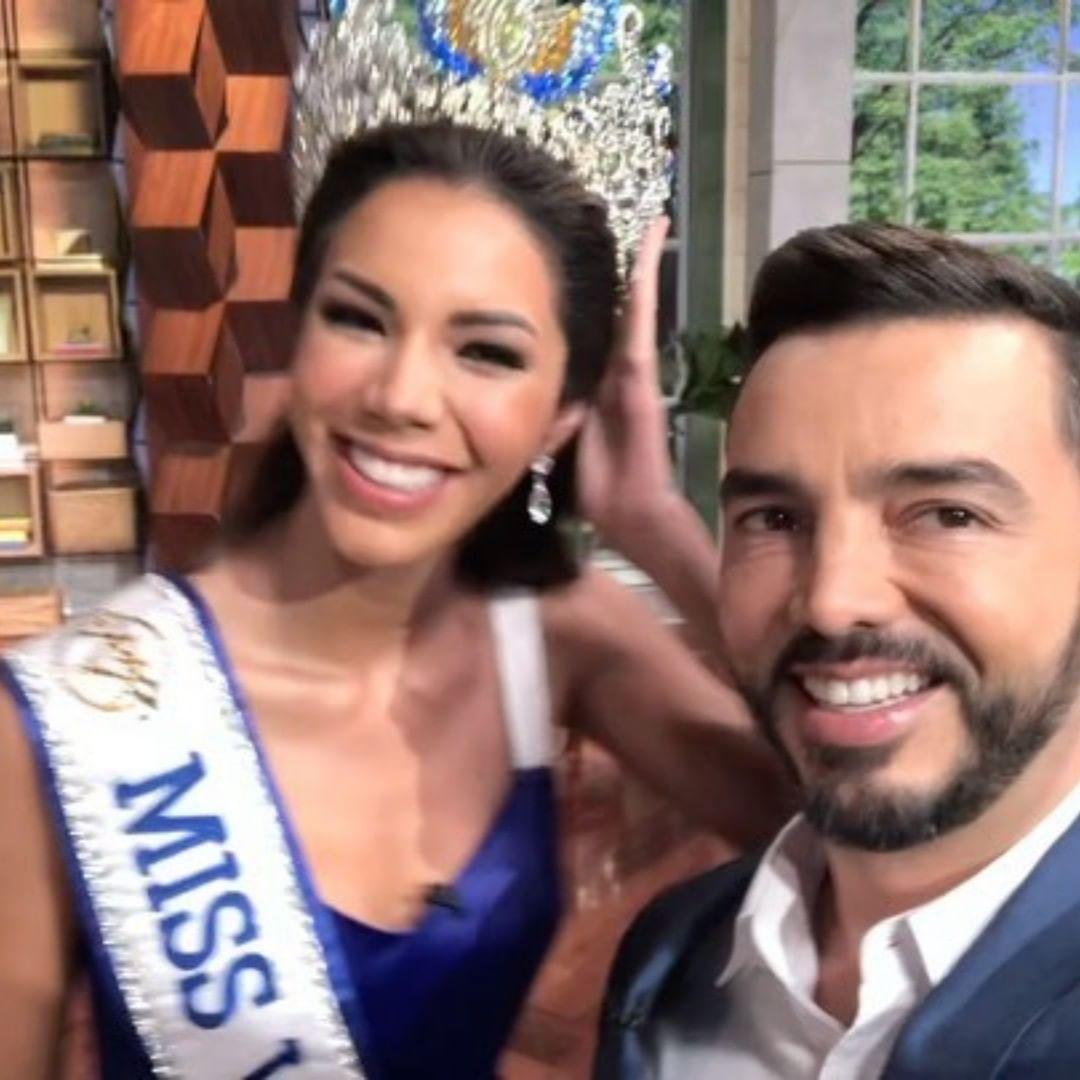 thalia olvino, top 20 de miss universe 2019. - Página 5 74600015