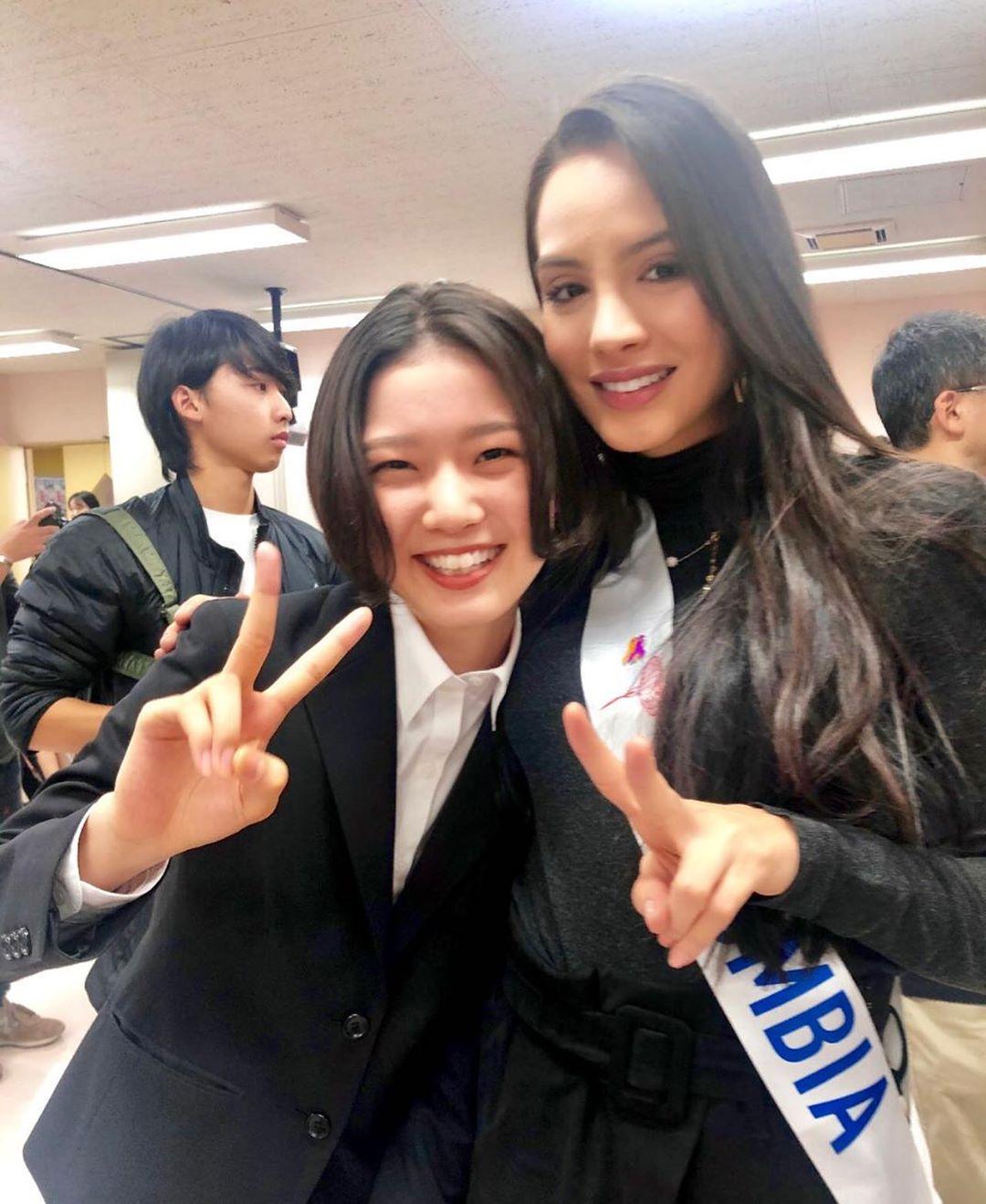 maria alejandra vengoechea, 3rd runner-up de miss international 2019. - Página 4 74603410