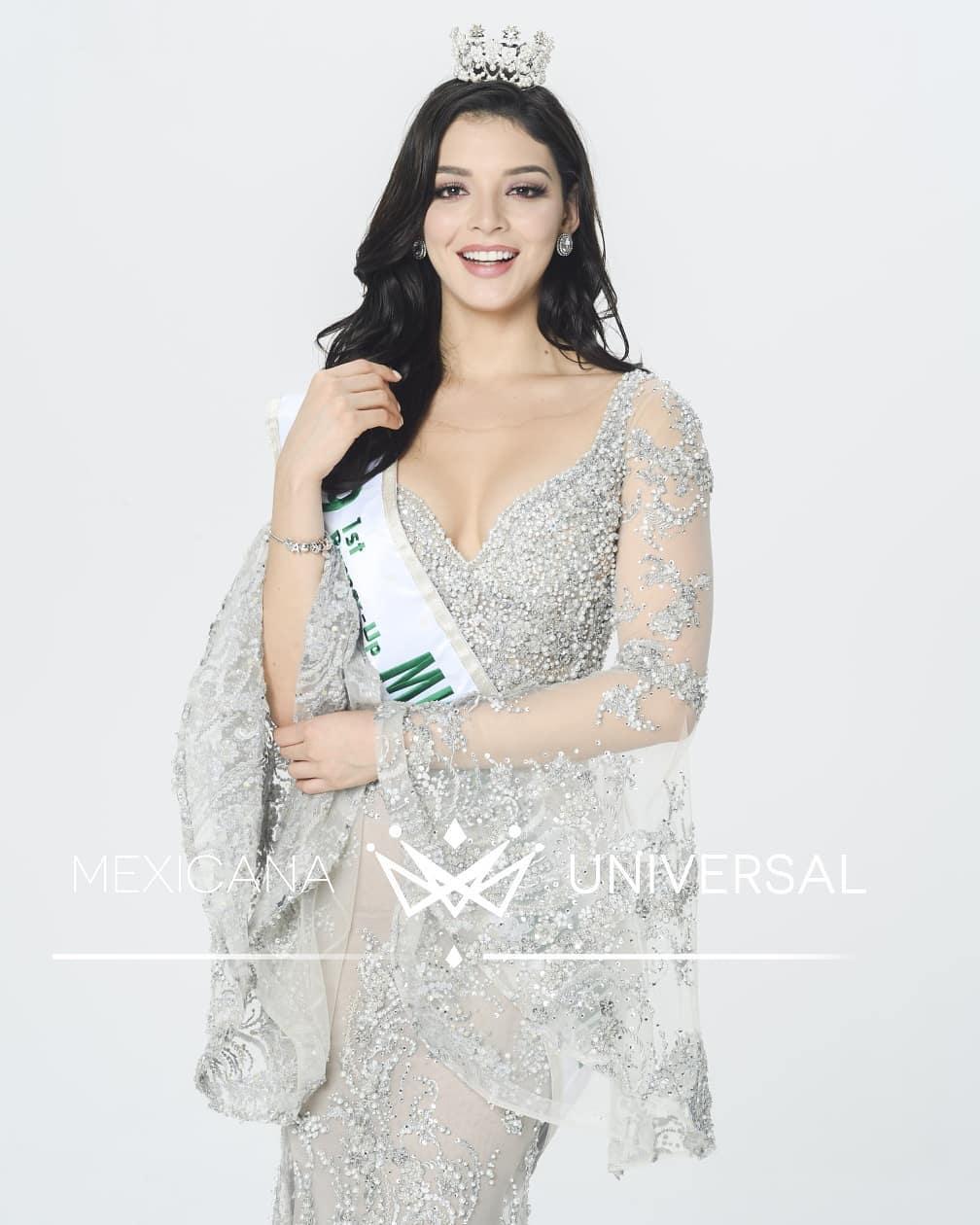 andrea toscano, 1st runner-up de miss international 2019. - Página 44 74627613