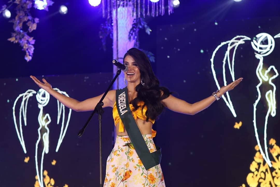 michell castellanos, miss earth venezuela 2019. - Página 10 74634210