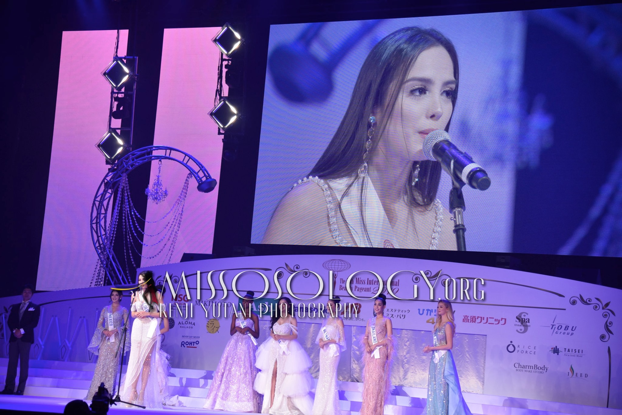 maria alejandra vengoechea, miss colombia hispanoamericana 2021/3rd runner-up de miss international 2019. - Página 13 74651310