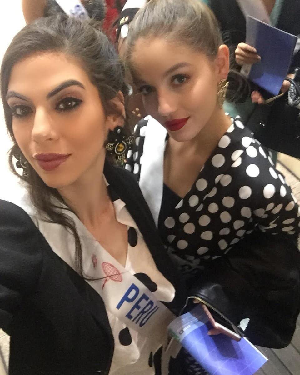 majo barbis, miss international peru 2019. - Página 6 74666911