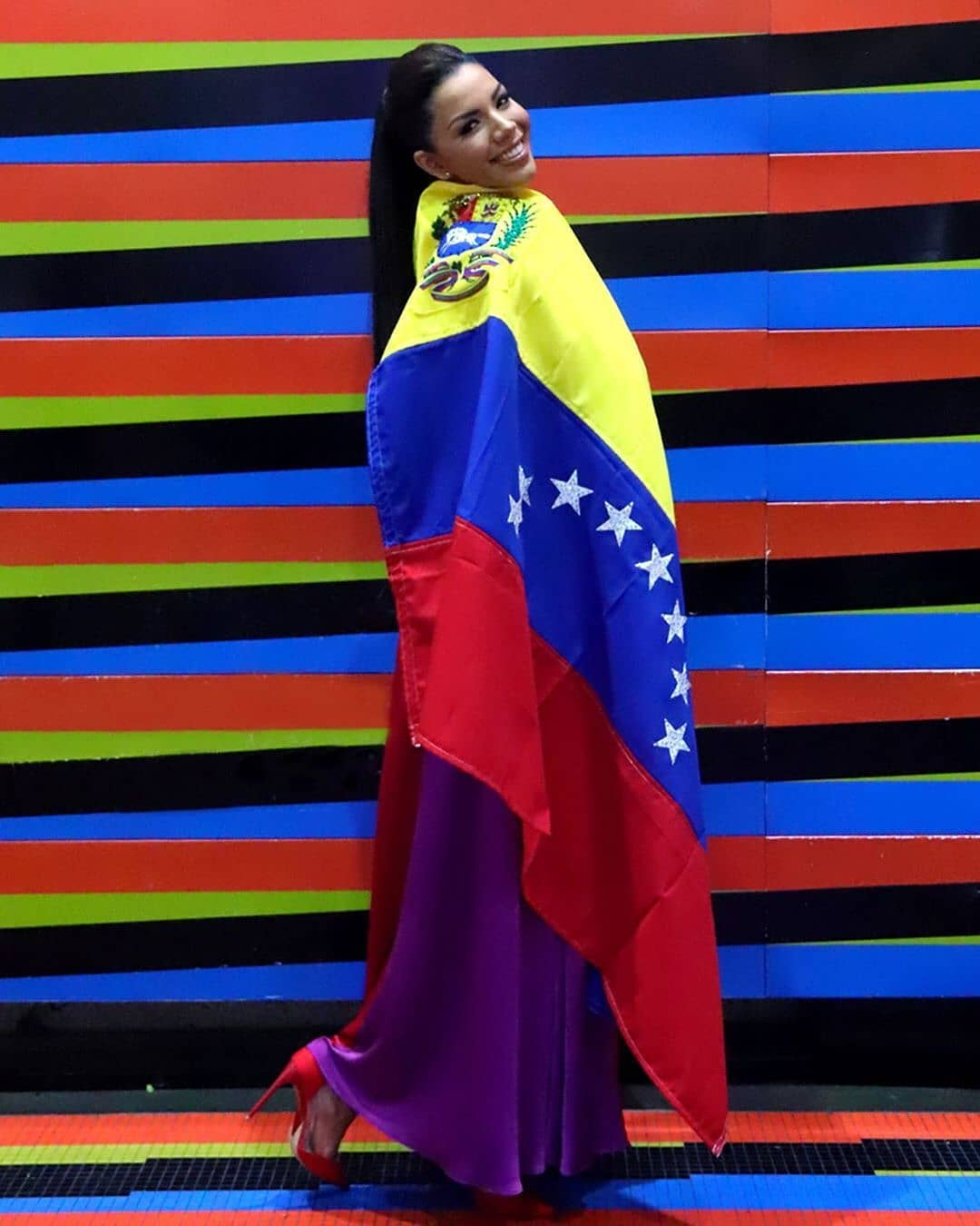 thalia olvino, top 20 de miss universe 2019. - Página 6 74670513
