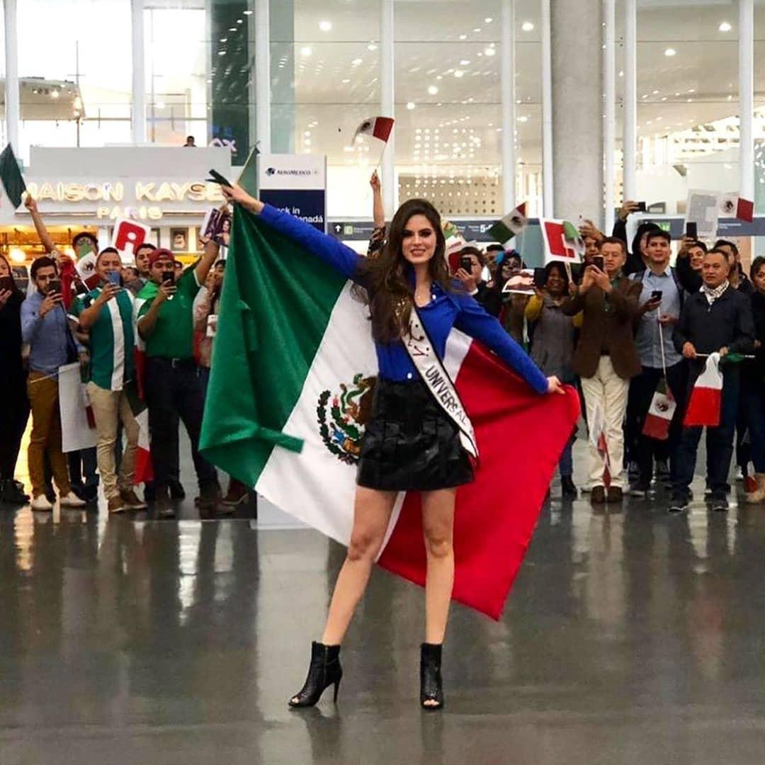 sofia aragon, 2nd runner-up de miss universe 2019. - Página 6 74673912