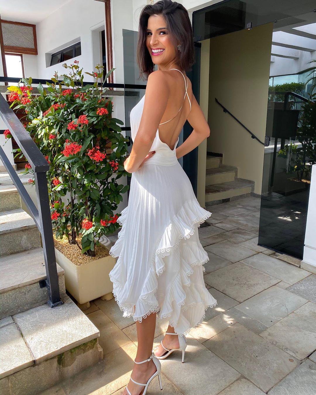 julia horta, miss brasil universo 2019/top 2 de reynado internacional cafe 2016, top 5 de miss tourism international 2017. - Página 72 74693312