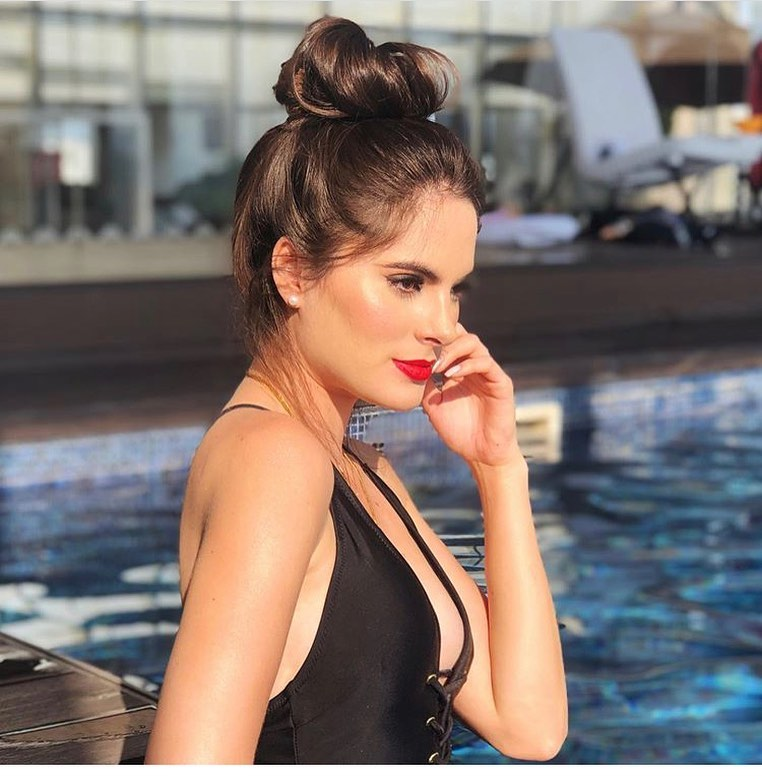 sofia aragon, 2nd runner-up de miss universe 2019. - Página 4 74694910