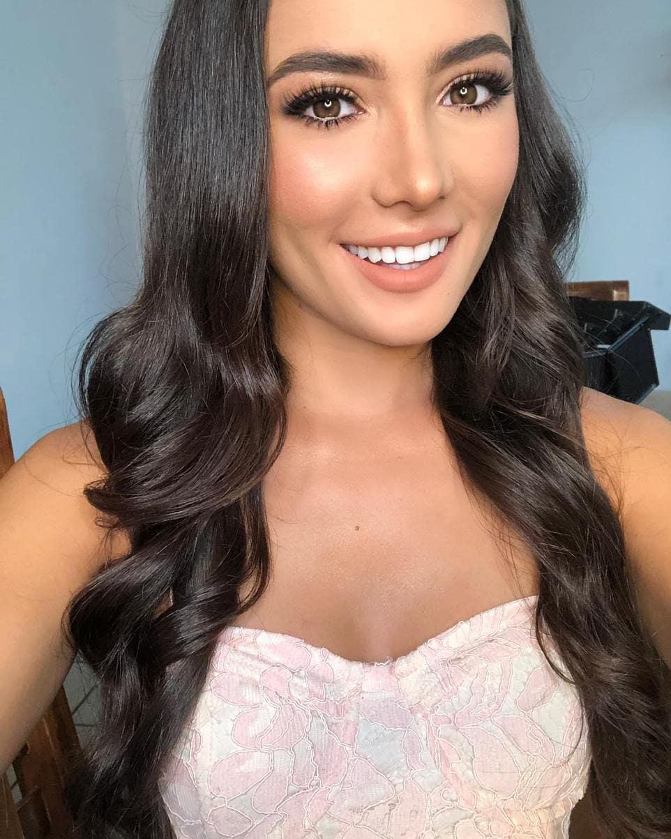 karolina vidales, candidata a miss mexico 2020, representando michoacan. - Página 8 74700215