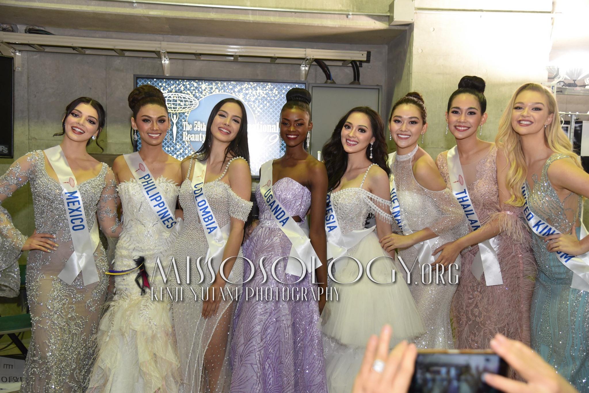 maria alejandra vengoechea, miss colombia hispanoamericana 2021/3rd runner-up de miss international 2019. - Página 13 74706410