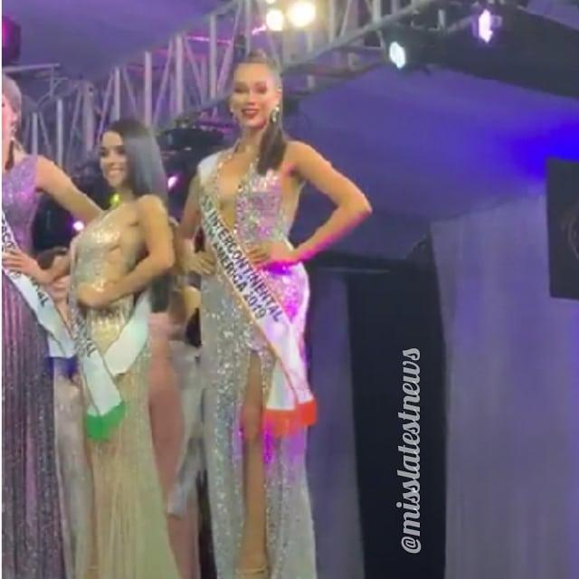 yoko chong, 4th runner-up de miss intercontinental 2019. - Página 7 74715114