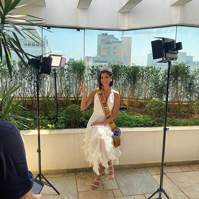 julia horta, miss brasil universo 2019/top 2 de reynado internacional cafe 2016, top 5 de miss tourism international 2017. - Página 71 74830910