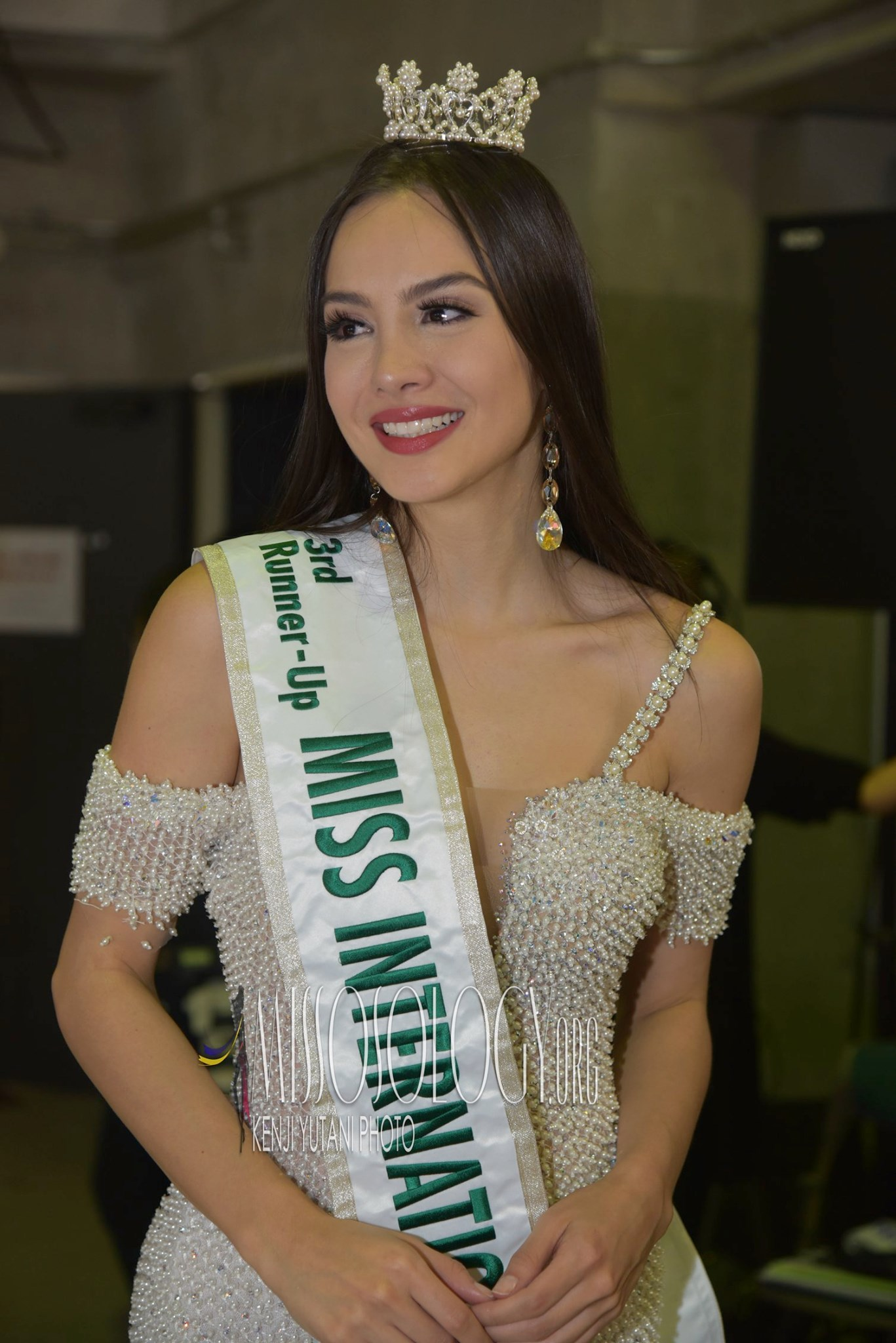 maria alejandra vengoechea, 3rd runner-up de miss international 2019. - Página 14 74838110