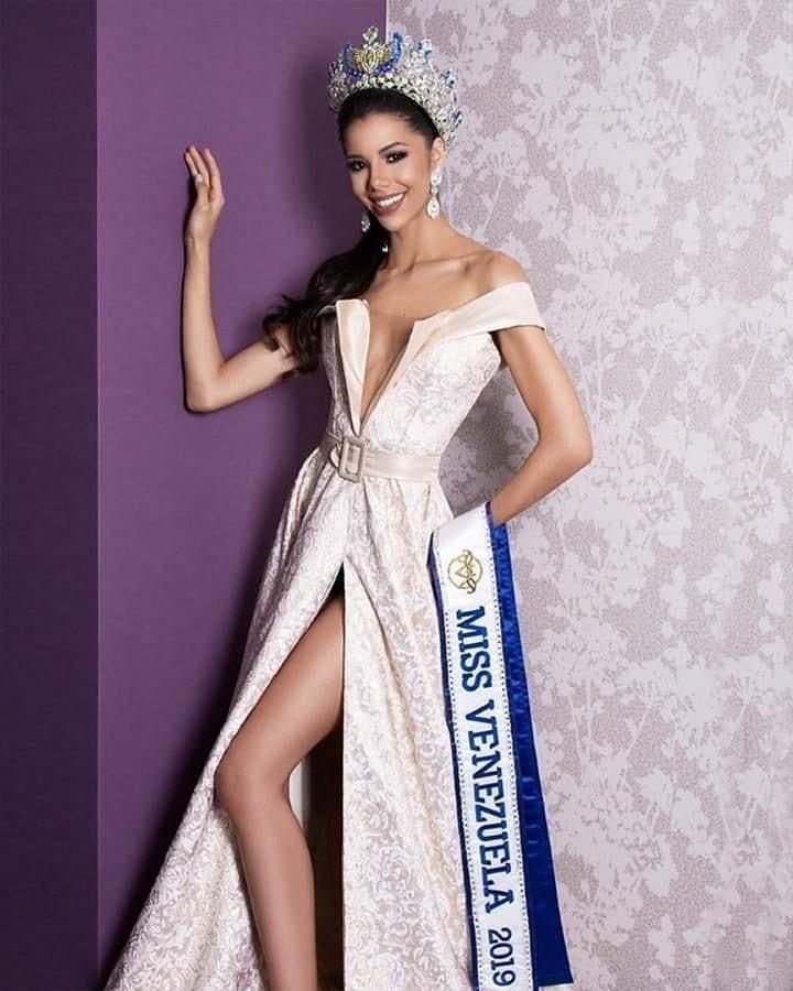 thalia olvino, top 20 de miss universe 2019. - Página 2 74838310