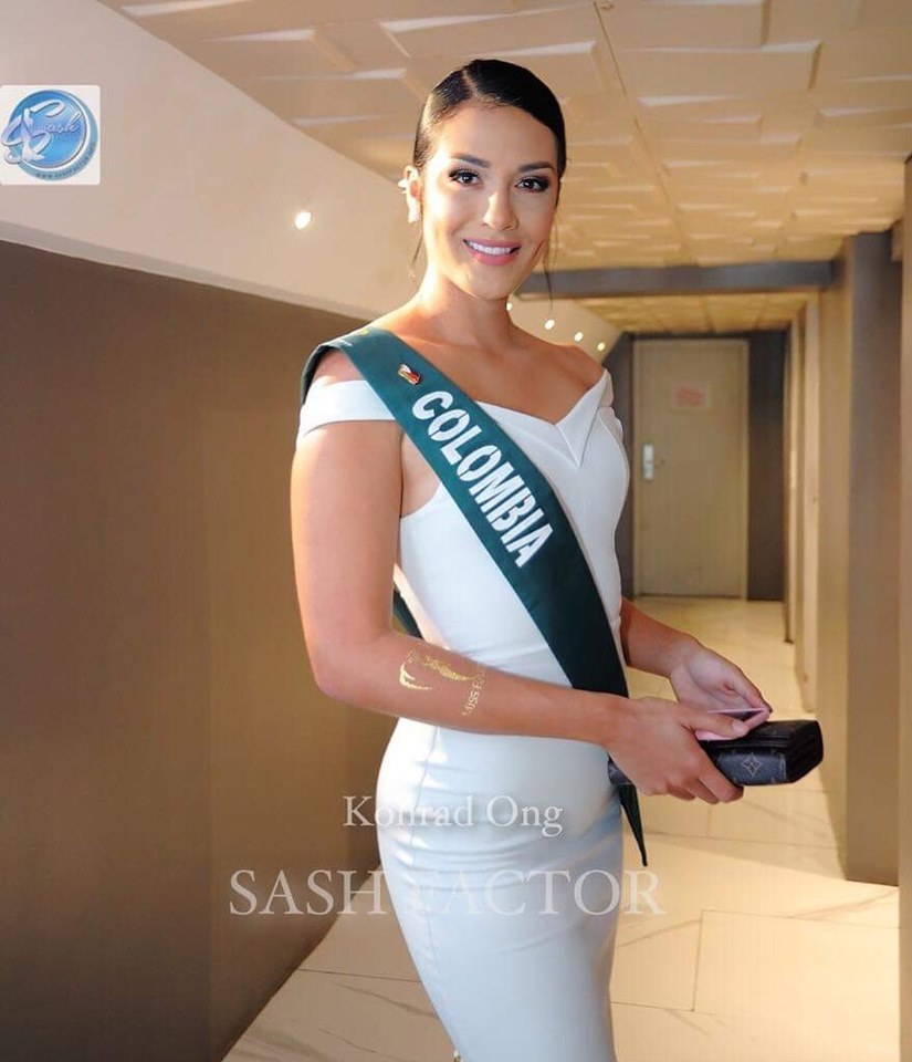 yenny katherine carrillo, top 20 de miss earth 2019/reyna mundial banano 2017. - Página 13 74839810