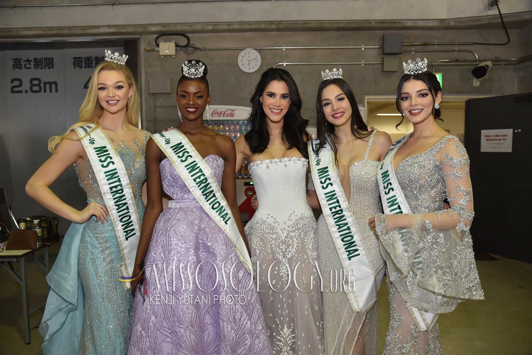 maria alejandra vengoechea, miss colombia hispanoamericana 2021/3rd runner-up de miss international 2019. - Página 13 74849910