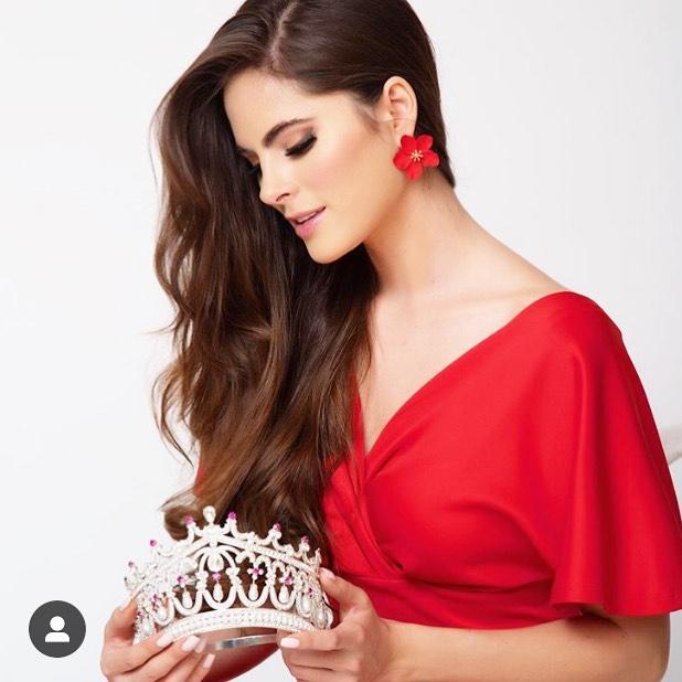sofia aragon, 2nd runner-up de miss universe 2019. - Página 2 74878611