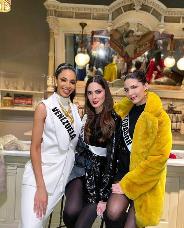 thalia olvino, top 20 de miss universe 2019. - Página 12 74911514