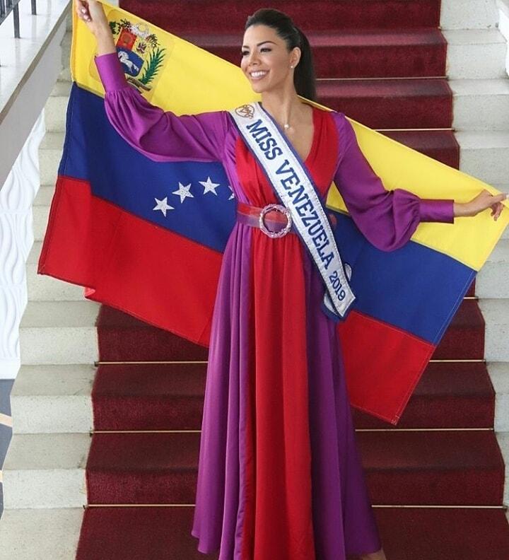 thalia olvino, top 20 de miss universe 2019. - Página 6 74921811