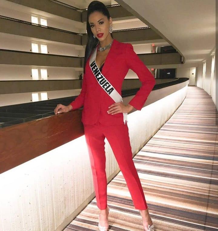 thalia olvino, top 20 de miss universe 2019. - Página 13 74924810