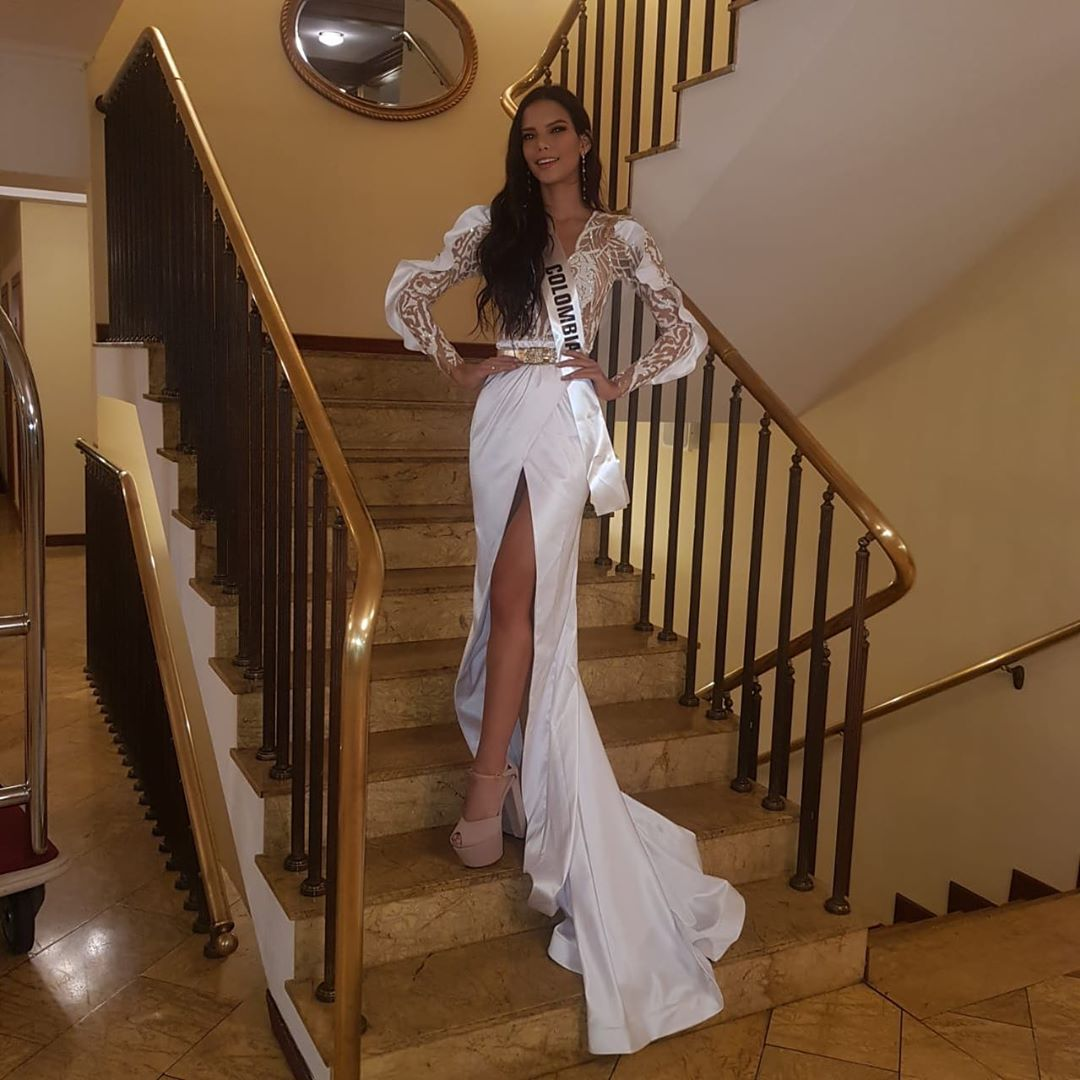 yaiselle tous, miss supranational colombia 2019. - Página 5 74936911