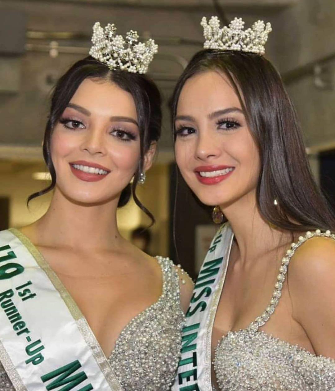 maria alejandra vengoechea, miss colombia hispanoamericana 2021/3rd runner-up de miss international 2019. - Página 11 74936914