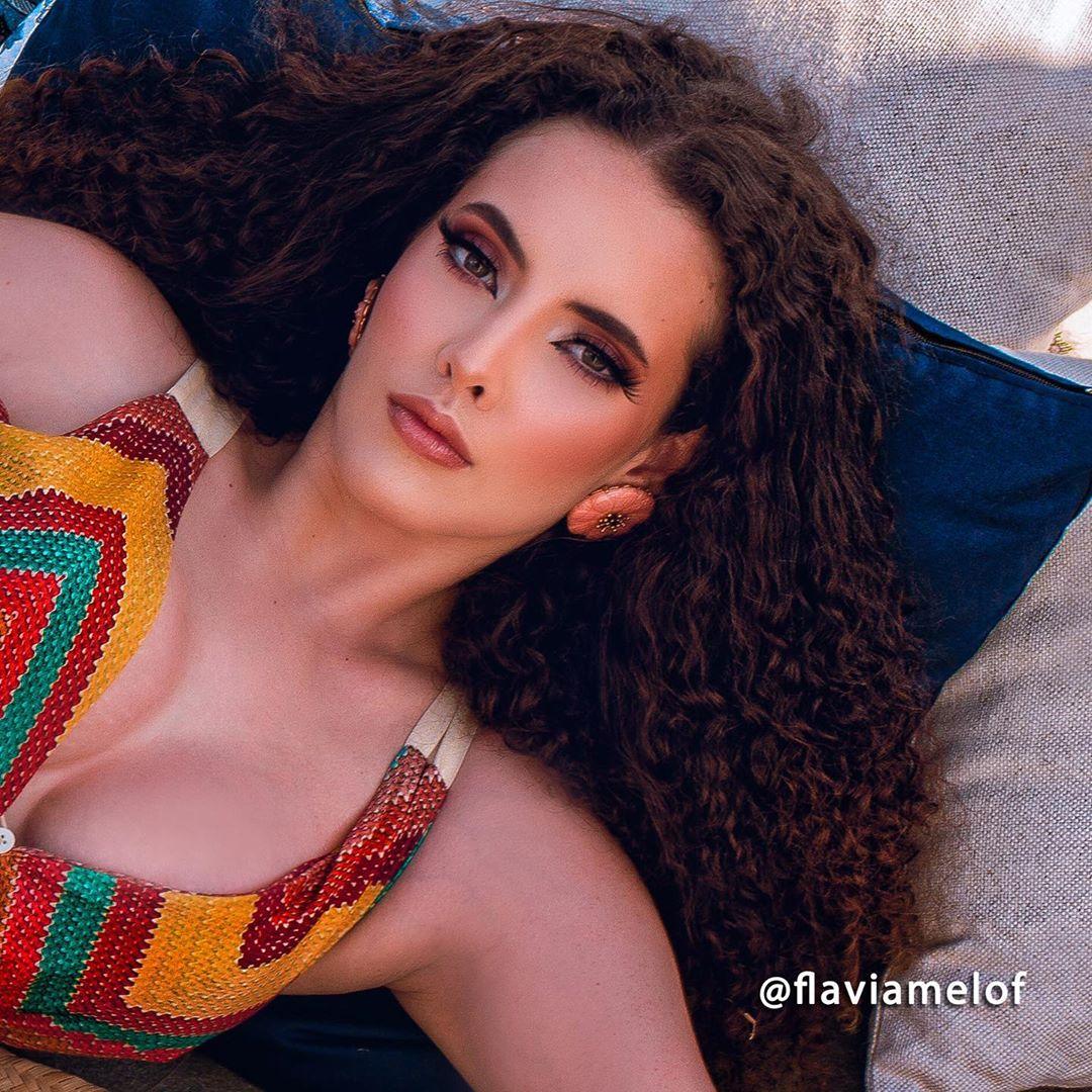 flavia melo, miss maranhao mundo 2020. - Página 2 74943811