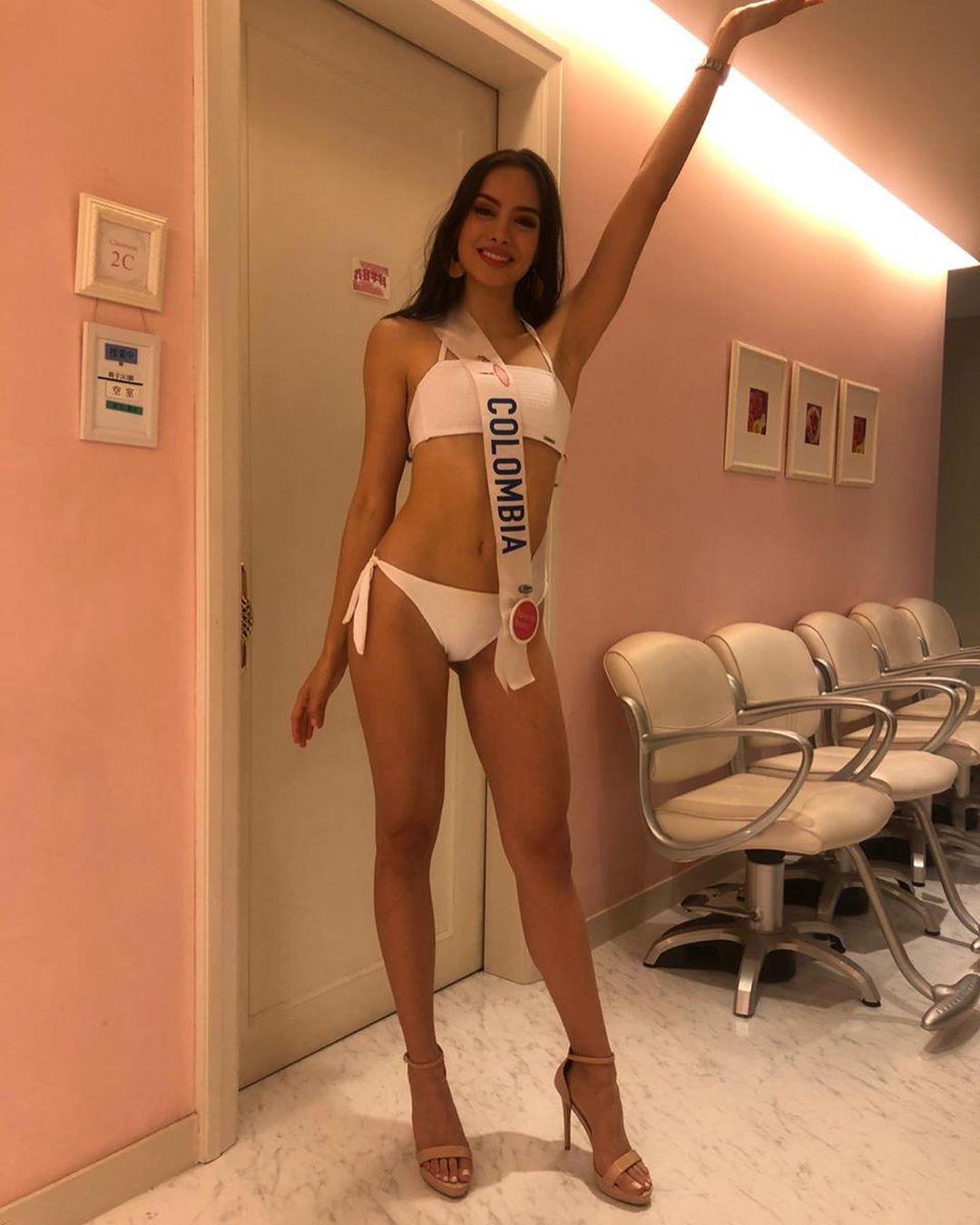 maria alejandra vengoechea, 3rd runner-up de miss international 2019. - Página 8 74974710