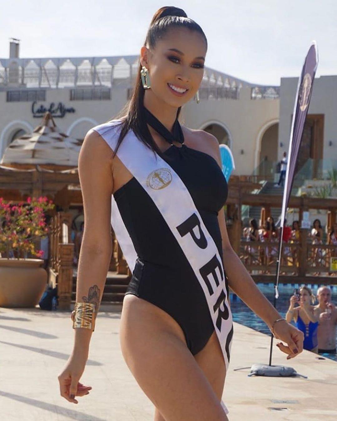 yoko chong, 4th runner-up de miss intercontinental 2019. - Página 6 74982512