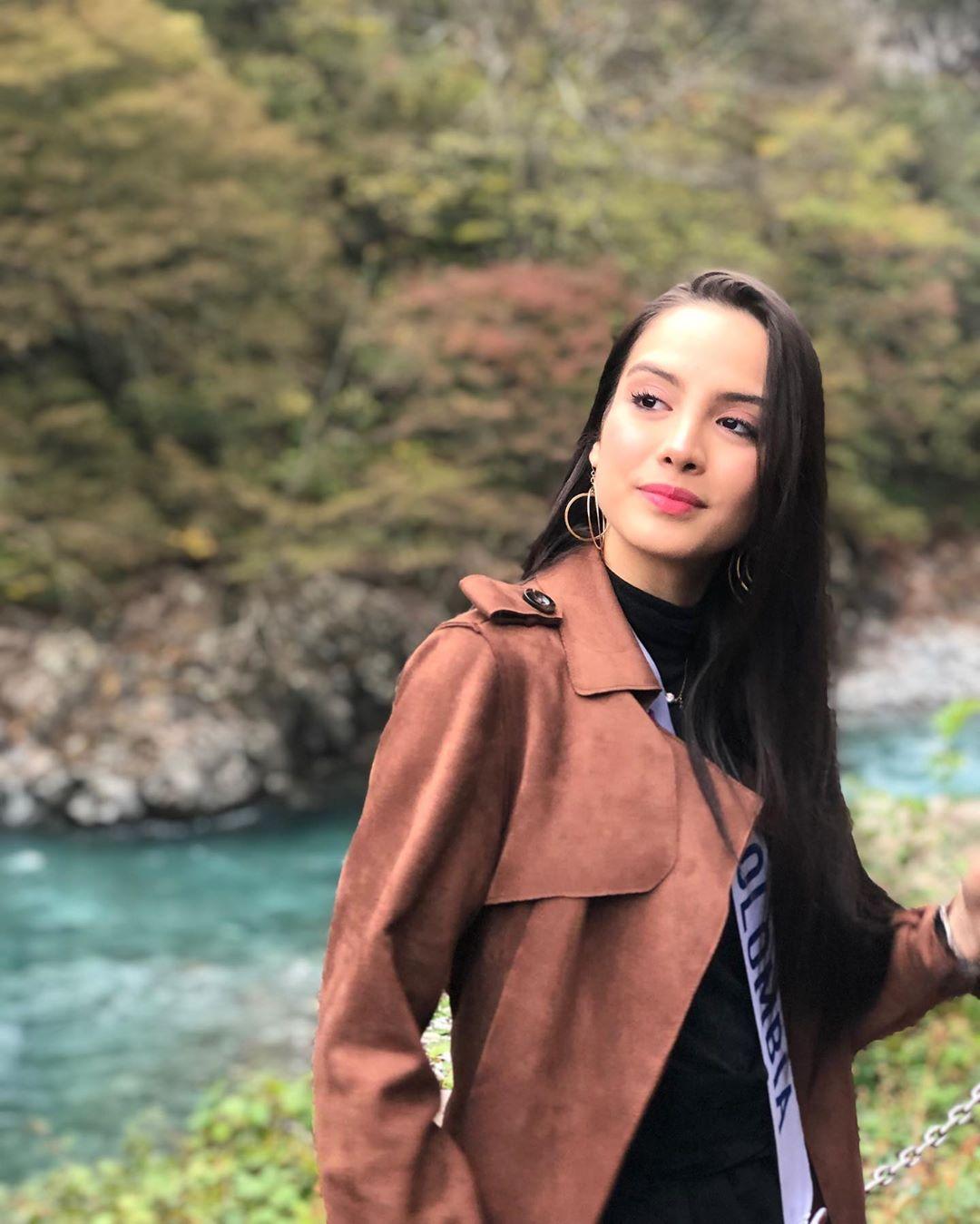 maria alejandra vengoechea, miss colombia hispanoamericana 2021/3rd runner-up de miss international 2019. - Página 5 75207310