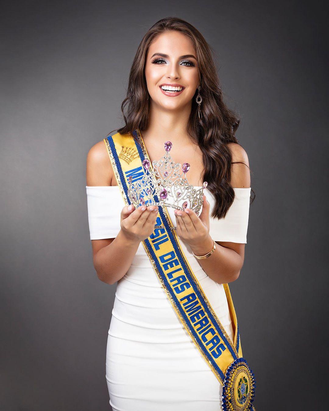 karol tillmann, miss brasil de las americas 2020. 75208814