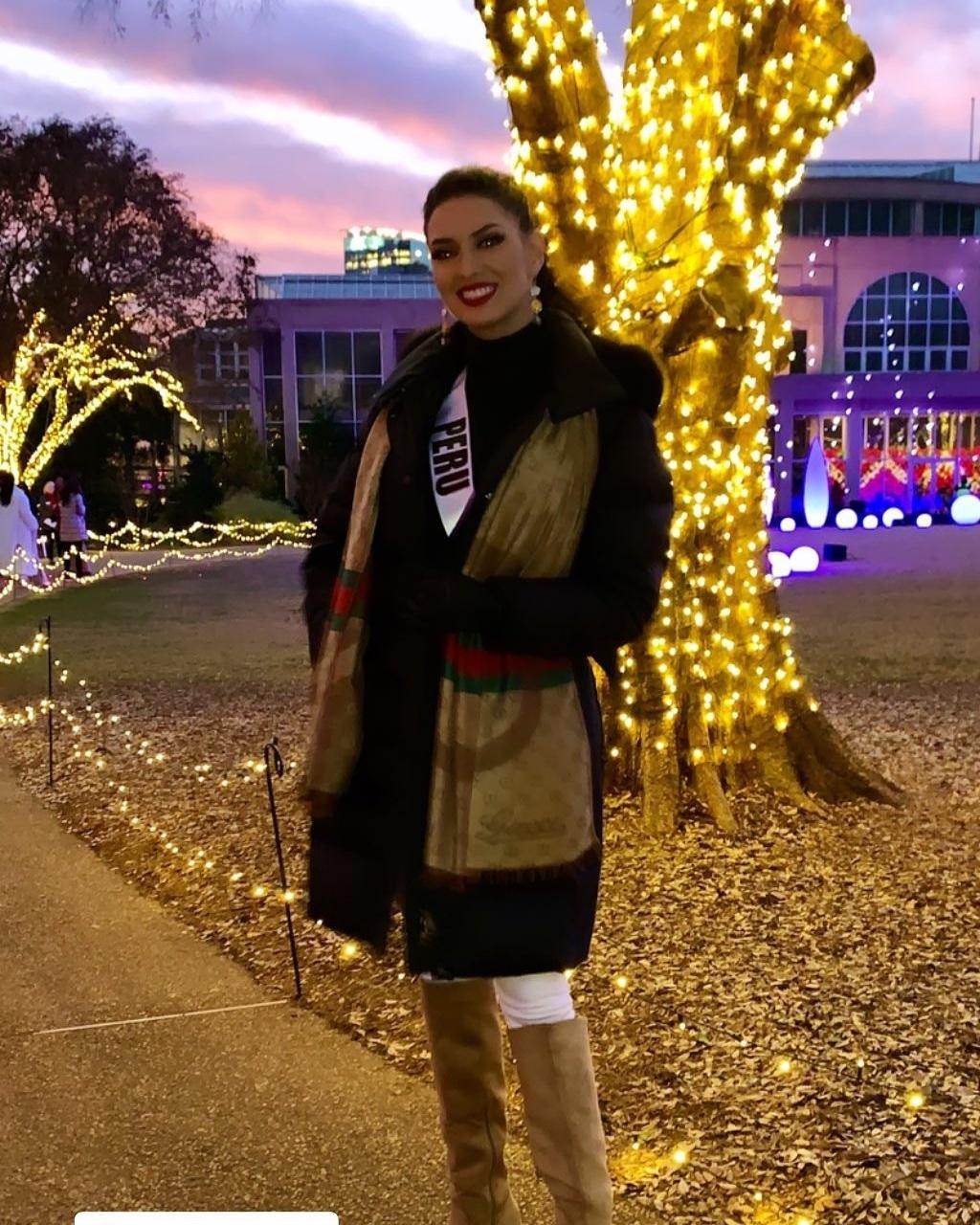 kelin rivera kroll, top 10 de miss universe 2019/2nd runner-up de miss eco international 2018/world miss university 2016. - Página 16 75210414