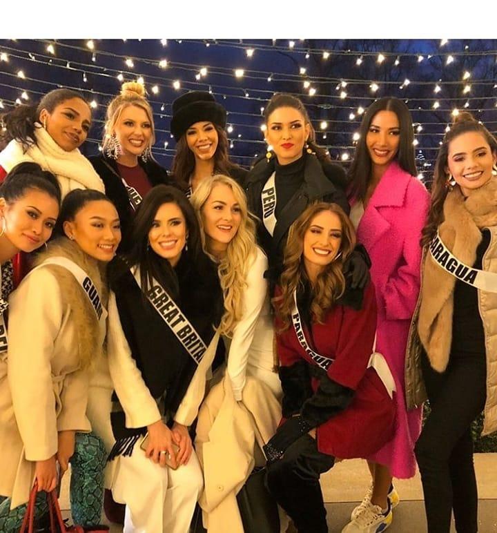 kelin rivera kroll, top 10 de miss universe 2019/2nd runner-up de miss eco international 2018/world miss university 2016. - Página 15 75214712